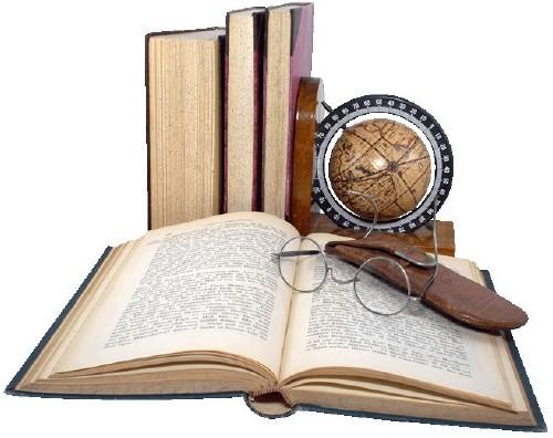 Подборка книг. Годы студенческие