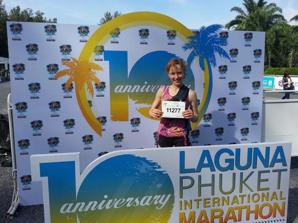 Мой первый марафон «Laguna Phuket» в Тайланде. Подготовка, регистрация и дорога.