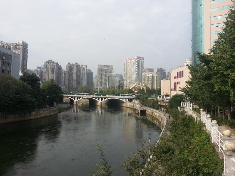 Заметки о Китае. Гуйян. День 12 - 14.